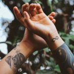 tattoos in the hands